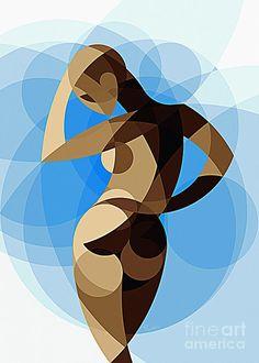 Music of the Spheres 8 Painting - Music of the Spheres 8 - Peyablo