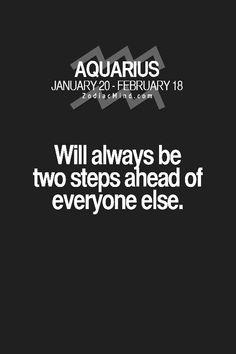 Zodiac Mind - Your source for Zodiac Facts: Photo Aquarius Traits, Aquarius Love, Aquarius Quotes, Aquarius Woman, Capricorn And Aquarius, Zodiac Signs Aquarius, Zodiac Mind, My Zodiac Sign, Zodiac Facts
