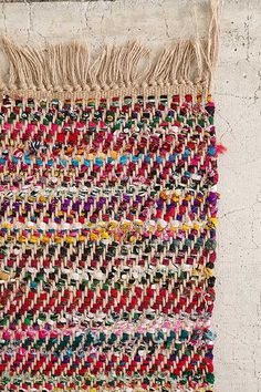 Anissa Woven Jute Rug - urban outfitters