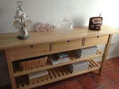 Google Image Result for http://i.ebayimg.com/t/IKEA-Norden-Occasional-Table-Console-Kitchen-Island-Sideboard-/00/s/MTIwMFgxNjAw/z/cMAAAOxyJm...