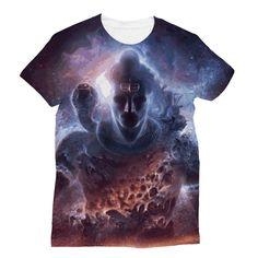 Shiv Universe Sublimation Unisex T-Shirt