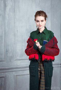 Пальто Ulyana Lineva
