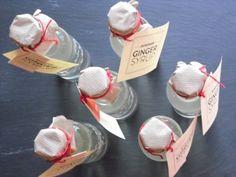 gyömbérszörp házilag Ginger Syrup, Desserts, Food, Tailgate Desserts, Deserts, Essen, Postres, Meals, Dessert