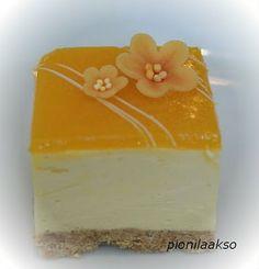 Mango Cheese cake (Recipe in Finnish language)