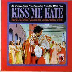 Various - Kiss Me Kate: buy LP, Album at Discogs