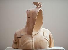 Wooden Sculptures by Paul Kaptein: cb3b372c7b14dacf4b89cb625a2bdfe2.jpg