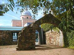 Cuartel del Dragon, Maldonado.