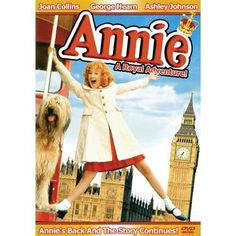 NEW- Annie: A Royal Adventure! (DVD, 2004)