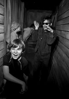 Norman Reedus & Chandler Riggs