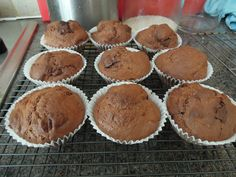 How to make muffins - The Best Dark Chocolate Muffin Recipe