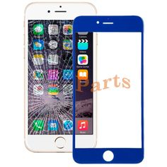 Apple iPhone 6 Plus Front Screen Outer Glass Lens(Dark  Blue) http://www.laimarket.com/apple-iphone-6-plus-front-screen-outer-glass-lensdark-blue-p-3136.html