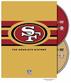 """San Francisco 49ers The Complete History DVD by Football Fanatics. $17.22. Officially licensed NFL product. Step onto the sidelines and stand with legends such as Joe Montana, Jerry Rice and Bill Walsh as you watch one of the most successful teams in NFL history work its magic. From """"The Alley Oop"""" to """"The Catch"""", McElhenny to Montana ...""""Joe the Jet"""" to Flash 80...Bill Walsh to George Seifert, the San Francisco 49ers boast a deep history of brilliant coaches, hard ..."""