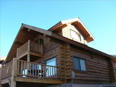 West Yellowstone Vacation Rental - VRBO 169758 - 3 BR Yellowstone Country Cabin in MT, Lake Front Log Cabin with Boat Slip