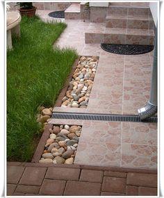 MENTŐÖTLET - kreáció, újrahasznosítás: kert, kavics