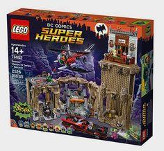 LEGO Dc Comics Batman™ Classic TV Series – Batcave   LEGO Shop http://fave.co/2czlhAN