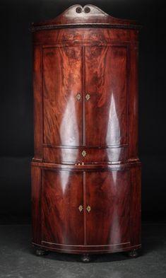 Ancienne vintage victorien rond meuble cuisine armoire tiroir armoire boutons