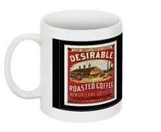 Gorgeous Desirable Coffee Mug.
