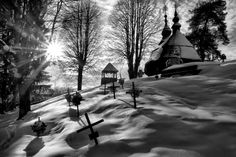 Wood church Inovce Photo & image by Marek Suvák ᐅ View and rate this photo free at fotocommunity. Discover more images here. More Images, Display, Cats, Wood, Floor Space, Gatos, Billboard, Woodwind Instrument, Timber Wood