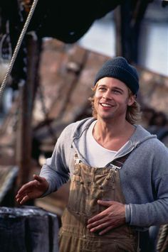 Brad Pitt in The Devil's Own - Brad Pitt's most handsome on-screen moments