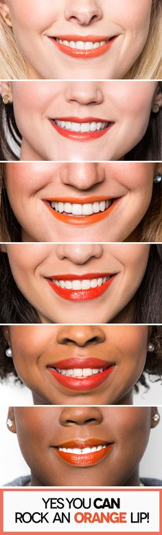 There is an orange lipstick shade for everyone (yes, that means you!). Find your shade today! LEGG PÅ MIN HEALTH