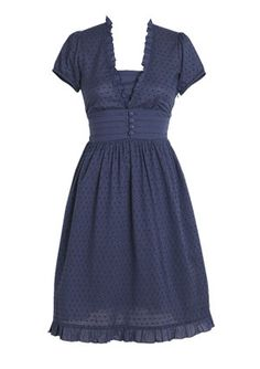 Cute dress that would look great with some skinny jeans