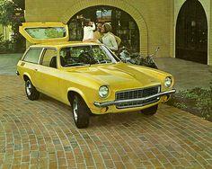 1972 Chevy Vega Wagon