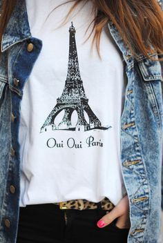 For those of you that don't know, I am in love with anything Paris.