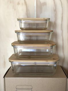 Eco Stow Set ~ Growing Kind No Plastic, Plastic Containers, Home Goods, Cool Stuff, Cooking, Essentials, House, Organisation, Kitchen