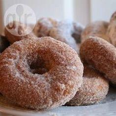 Recipe Picture:Super Easy Doughnuts .  It  calls for 3/8 milk = 1/4 cup + 2 tbsp.3 fluid ounces