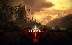 Diablo III background desktop free, 367 kB - Ashcroft Brian