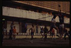 Intramural Men's Volleyball, 1975