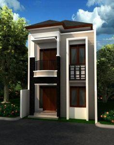 rumah model 36 modern desain rumah pinterest models modern and