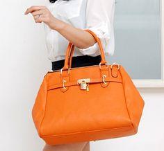Orange Bag 오렌지색가방