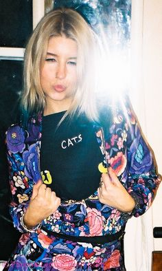 Phoebe Lettice just got cooler.