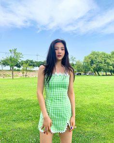 Kpop Outfits, Fashion Outfits, Joy Instagram, Red Valvet, Mode Kpop, Red Velvet Joy, Indie Kids, Ulzzang Girl, Girl Crushes