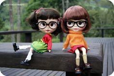 The Velma doll!!