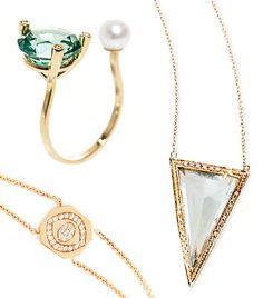 @Who What Wear - 14 Dazzling Jewelry Pieces: Because You've Been a Very Good Girl This Year