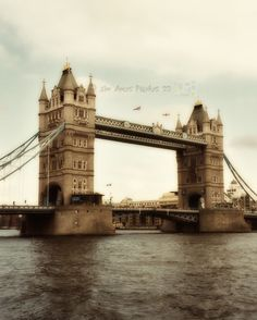 Tower Bridge 1  London England Fine Art by JasonBogsPhotography