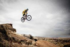 Image gratuite sur Pixabay - Utah, Vélo De Montagne, Vélo