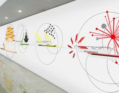 """Check out this @Behance project: """"Corporate Office Wall Graphics"""" https://www.behance.net/gallery/10481637/Corporate-Office-Wall-Graphics"""