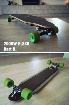 Get the full instructions for how to build your own electric longboard.