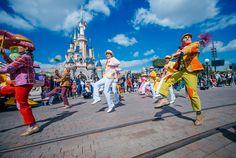 'Swing Into Spring' Starts Springing Up All Over Disneyland Paris — Kendall Innovations