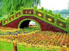 Beautiful-Flowers-Bridge-HD-Wallpaper
