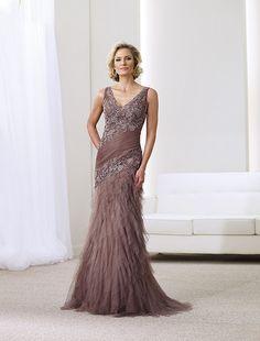 211926 Mon Cheri Montage Mother's Dress 211926#wedding #dress