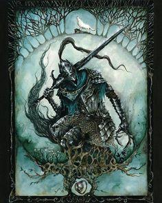 Dark souls Artorias Art