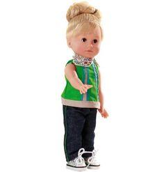 Götz Puppen 1313006 11 inch Doll, 'Paula' Brown eyes blonde hair by Götz Puppen,