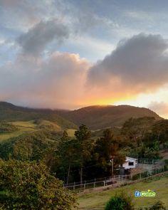 Buenas tardes   #Atardecer #Cubiro #EsCubiro #Lara #Venezuela #LomasDeCubiro #Barquisimeto #Cabudare #Quíbor #Crepusculos