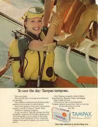 tampax vintage advertising - Recherche Google