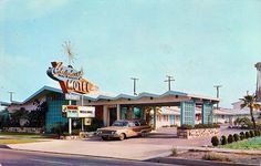 stardust motel azusa california. Totally an inside joke with my best friend.