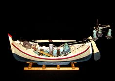 Night fishing boat, Valuable model that decorates both his home as an office, and is a memorable gift that lasts through time. High quality construction with materials, with emphasis on small details.   http://www.nauticadecor.com/en/fishing-boat-model/59-night-fishing-boat.html